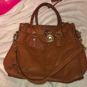 Michael Kors Hamilton Large Tote Handbag
